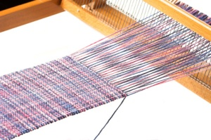 Weaving project