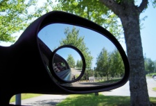 Objects may be closer than they appear
